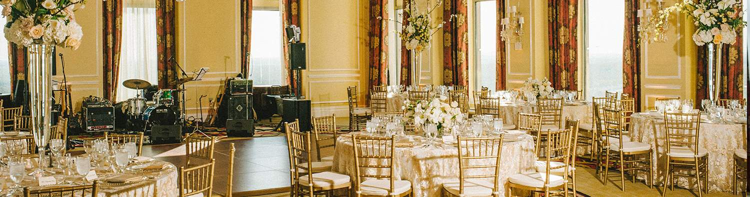 Weddings at Charlotte City Club